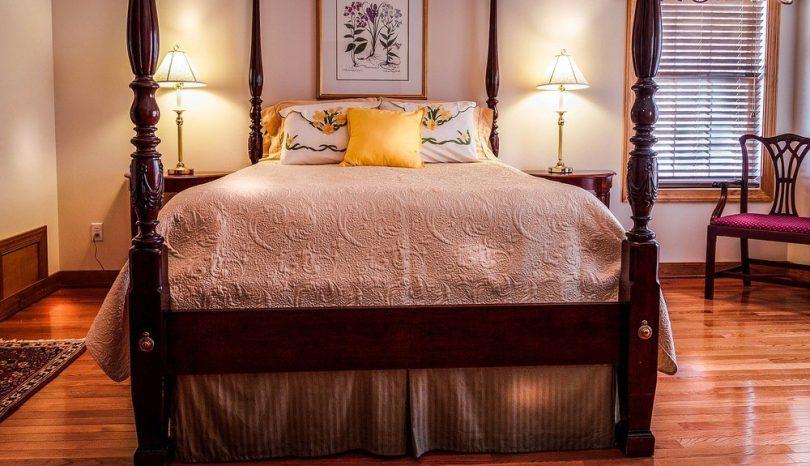 Man kan få flotte HAY sengetæpper – og lidt om sengetæpper