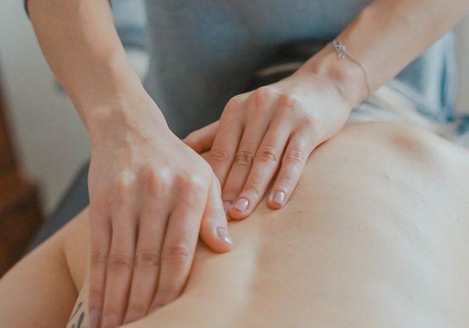 Massage – helse for krop og sjæl
