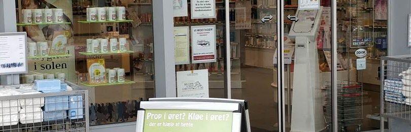 Find håndkøbsmedicin hos dit lokale apotek